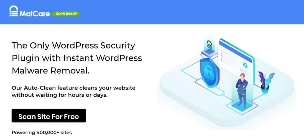 Malcare Pro - Best WordPress SEO Plugins